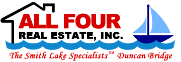 All Four Real Estate, Inc. – Smith Lake Office